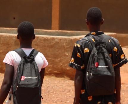 Déclaration des enfants à l'occasion de la Journée Internationale des droits des enfants – 20 novembre 2019